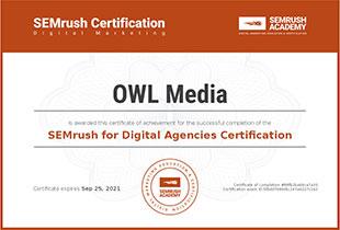 SEMrush for Digital Agencies